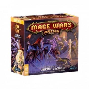 Mage wars Arena (+mat. revisado)