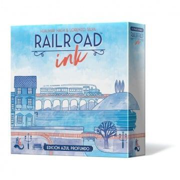 Railroad Ink. Ed. Azul Profundo