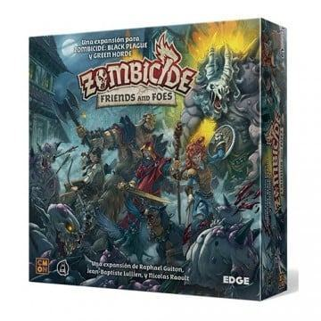 Zombicide: Friends & Foes