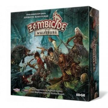 Zombicide: Black Plague Wulfsburg