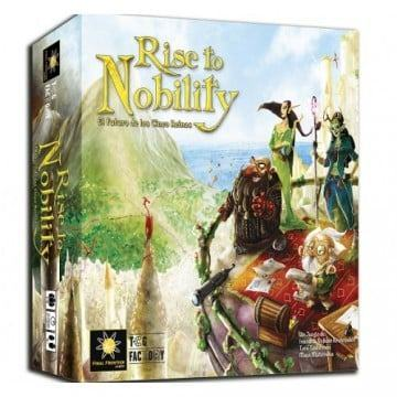 RISE TO NOBILITY (CASTELLANO)