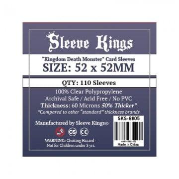 Fundas Sleeve King KINGDOM DEATH MONSTER CARD (52 X 52mm) Premium (110)