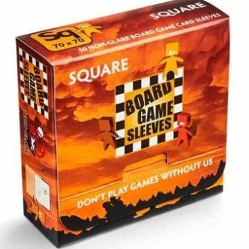 Fundas Square Arcane Tinmen Board Game 70x70