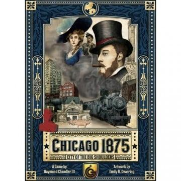 Chicago 1875: City of the Big Shoulders. ENTREPENEUR EDITION