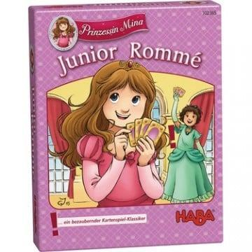 Princesa Mina: Rummy Junior