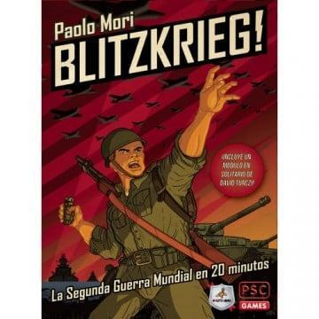 Blitzkrieg!+ EXPANSION NIPONA