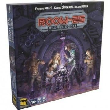 Room 25: Escape Room