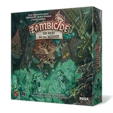 Zombicide: Black Plague – No Rest for the Wicked