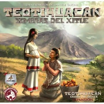 Teotihuacan: Sombras del Xitle