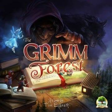 The Grimm forest + Cartas Promocionales