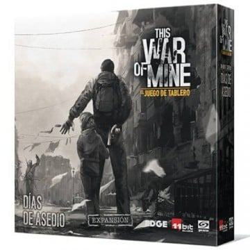 (PRE-VENTA) This War of Mine – Días de asedio
