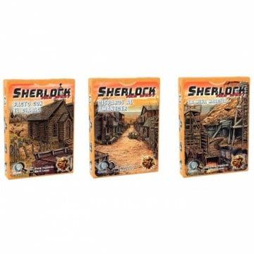 Pack Sherlock Far West
