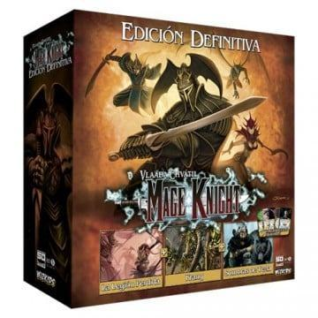 (PRE-VENTA) Mage Knight: Edición Definitiva