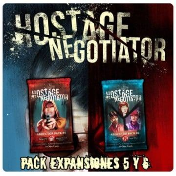 HOSTAGE NEGOTIATOR - EXPANSIONES 5 Y 6