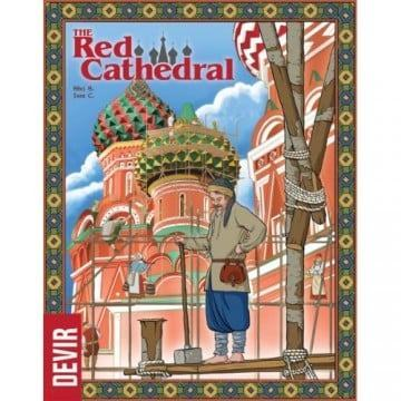 (PRE-VENTA) The Red Cathedral