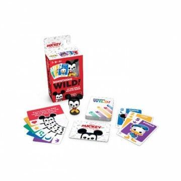 POP! Something Wild Card Game Mickey & Friends
